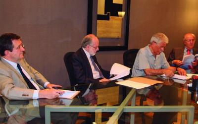 """Primera Reunión de Trabajo del Proyecto """"Fraudes y Salud"""""""