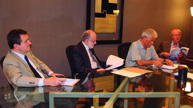 Primera Reunión de Trabajo del Proyecto «Fraudes y Salud»