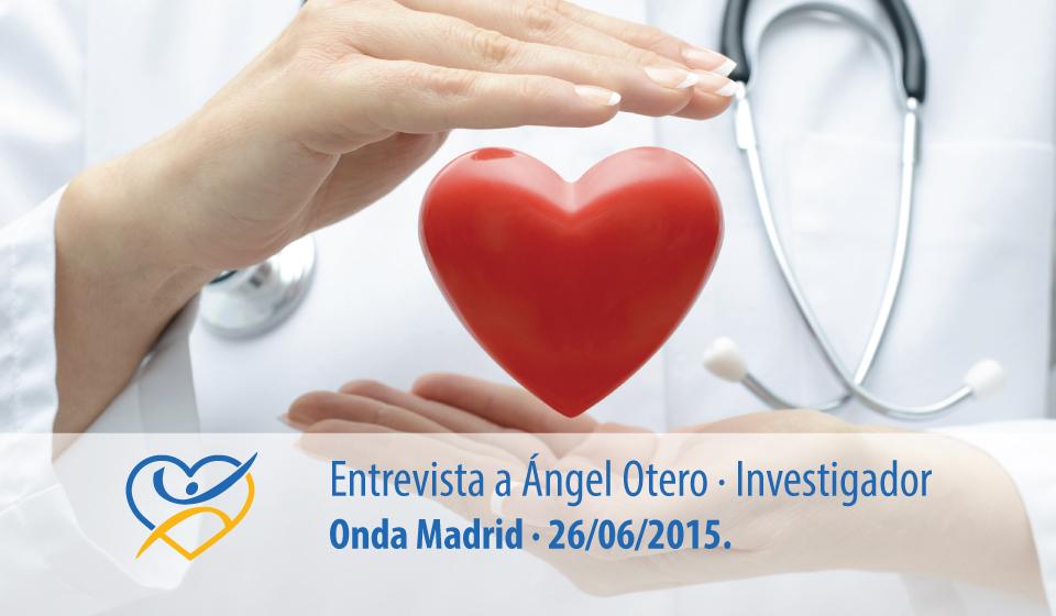 ONDA MADRID: Entrevista Ángel Otero