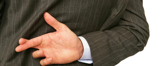 ¿Existe una cultura bancaria que propicia un comportamiento deshonesto en sus trabajadores?
