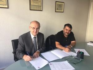 Finsalud & Psicólogos sin Fronteras. José Manuel Ribera Casado, Guillermo Fouce