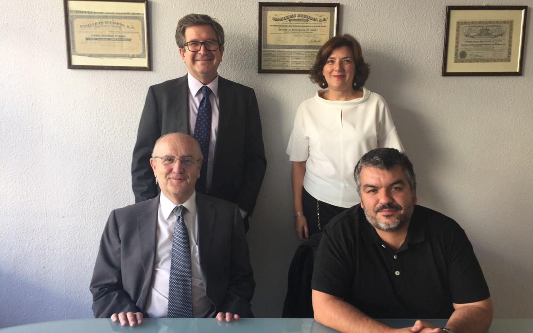 La Fundación FINSALUD y la Fundación Psicólogos Sin Fronteras firman un acuerdo de colaboración para facilitar la atención psicológica de los afectados por fraudes financieros.
