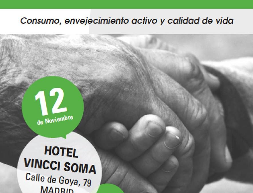 12.11.2015 – Los MAYORES en la DEFENSA COLECTIVA de sus derechos como CONSUMIDORES