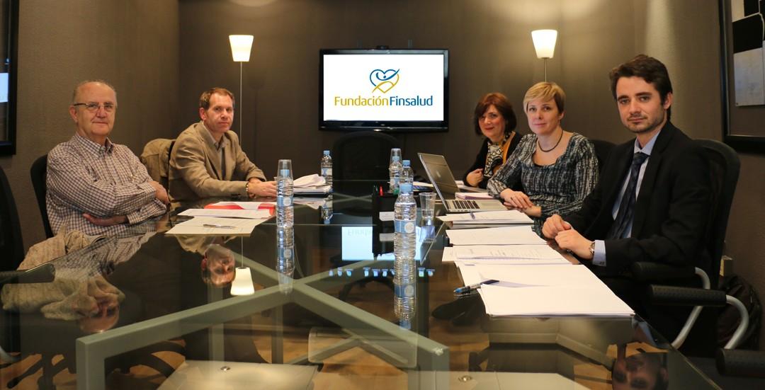 FinSalud aprueba el Plan de Actividades 2016 tras seis meses de gran actividad