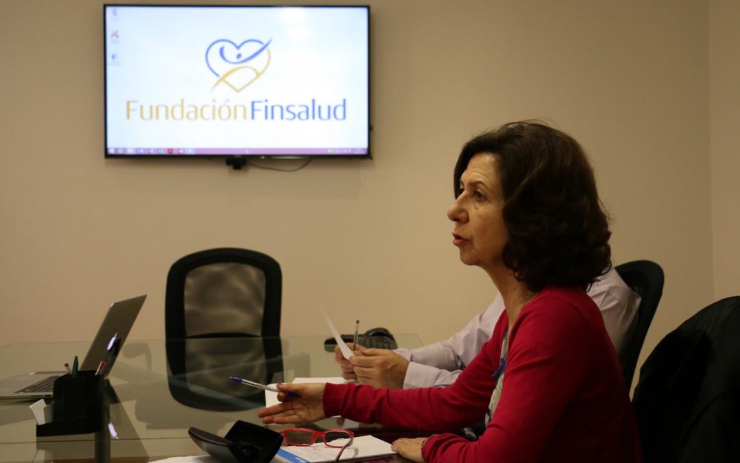 Finsalud presenta su proyecto en el Centro Nacional de Epidemiología de Madrid