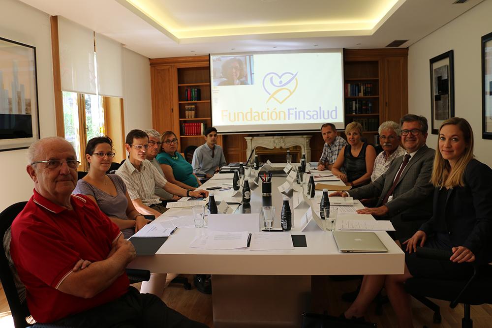 FINSALUD presentará los primeros resultados del Proyecto 'FRAUDES Y SALUD' en Europa.