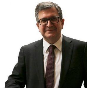 Fernando Zunzunegui. Secretario de Finsalud