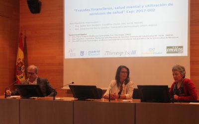 El Instituto Mixto de Investigación ENS – UNED estudia el fraude financiero en la salud de la población de Madrid