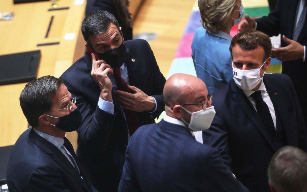 La voz de los eurodiputados