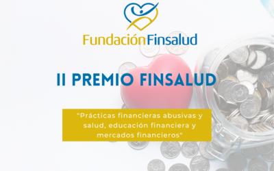 La Fundación Finsalud convoca la II edición de su Premio