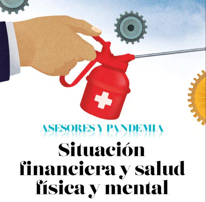 Asesoramiento financiero y salud física y mental.