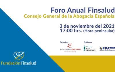 La Fundación Finsalud organiza su Foro Anual
